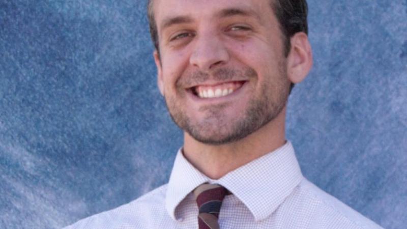 Mr. Steven Gaudreau, Upper Academy